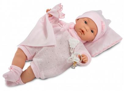 Кукла Жоелле 38 см со звуком Llorens