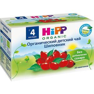 Детский чай  шиповник, с 4 мес HiPP