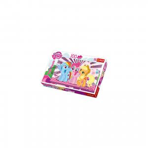 Пазл My little Pony, 100 деталей, Trefl