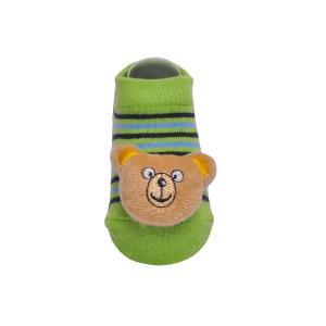 Носки , цвет: зеленый Lansa