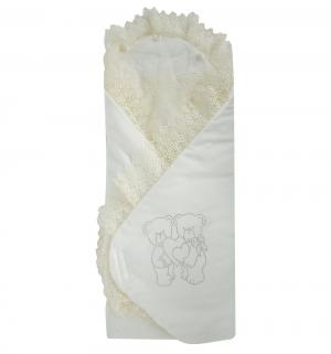 Конверт-одеяло, цвет: бежевый Baby Street