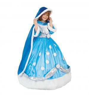 Карнавальный костюм  Принцесса в голубом Winter Wings