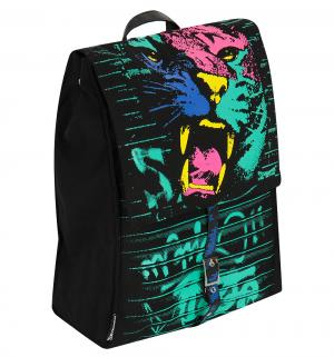 Рюкзак  цвет: зелено-черный Seventeen