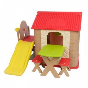 Детский игровой комплекс для дома и улицы HT_HN-777 Haenim Toy