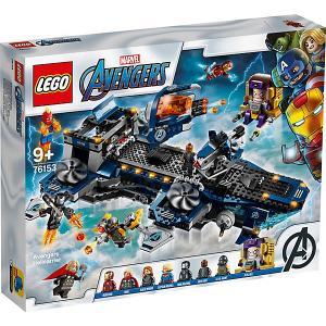 Конструктор  Super Heroes 76153: Геликарриер LEGO