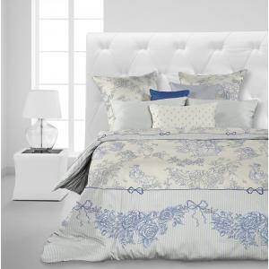 Комплект постельного белья Toile de Jouy, 2 спальное, перкаль, Carte Blanche
