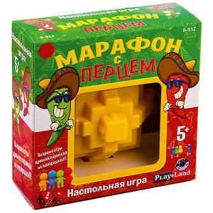 Настольная игра  Марафон с перцем Play Land