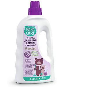 Антибактериальное средство  для мытья поверхностей в детской, 1 л Papa Care