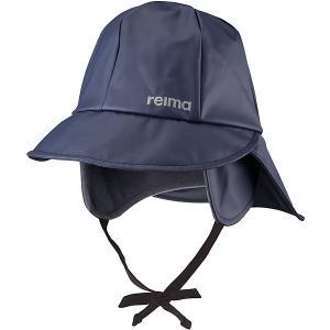 Шапка Rainy Reima. Цвет: синий