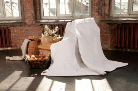Одеяло  Merino Wool Grass всесезонное 150х200 см German