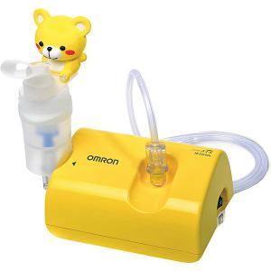 Ингалятор компрессорный  NE-C24 Kids Omron. Цвет: желтый