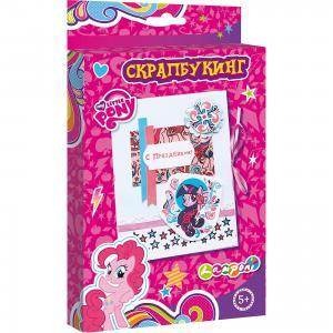 Набор для детского творчества Скрапбукинг, My Little Pony Академия групп