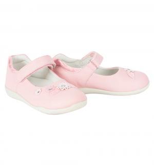 Туфли , цвет: розовый Imac