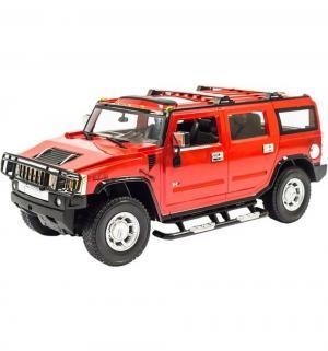 Машина на радиоуправлении  hummer h2 red 50 см 1 : 10 MZ