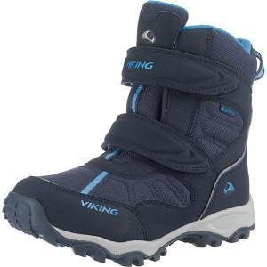 Ботинки Viking Bluster II GTX. Цвет: синий