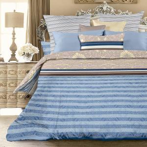 Комплект постельного белья Pallada 1,5 спальное, (70*70), перкаль, Carte Blanche