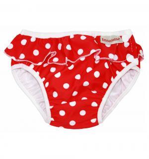 Трусики  Red dots frill для девочек (11-14 кг) 1 шт. ImseVimse