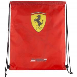 Мешок для обуви  увеличенный, цвет: красный Ferrari
