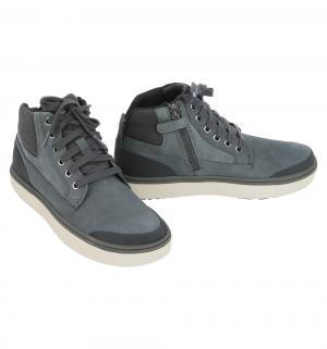 Ботинки , цвет: серый Geox