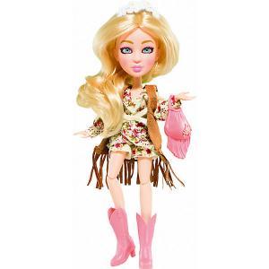 Кукла  SnapStar Aspen, 23 см 1Toy. Цвет: разноцветный