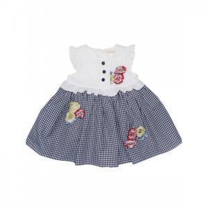 Платье короткий рукав 3075-1 Baby Rose