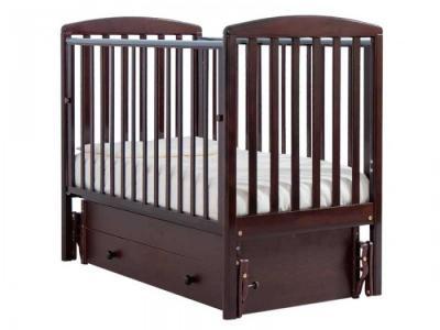 Детская кроватка  Полина универсальный маятник Гандылян