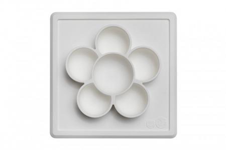 Силиконовая тарелка Mini play mat Ezpz