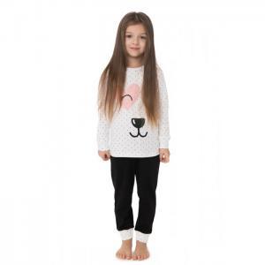 Комплект для девочки RP1356 (лонгслив, брюки) Roly Poly