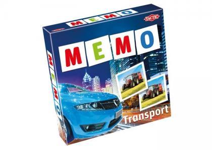 Мемо Транспорт-2 Tactic Games