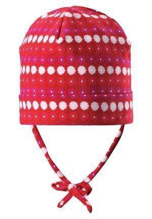 Шапка , цвет: красный Reima
