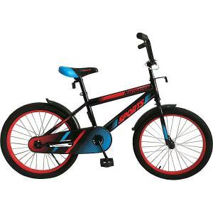 Двухколёсный велосипед  Sports 20 Navigator. Цвет: черный