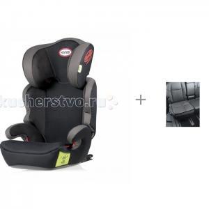 Автокресло  MaxiFix Aero и чехол под детское кресло малый АвтоБра Heyner