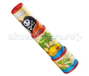 Развивающая игрушка  Калейдоскоп Пираты Goki