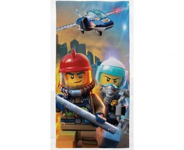 City Полотенце Keyviz 70х140 см Lego