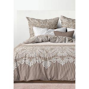 Комплект постельного белья  Даниэль, 2-спальное Унисон. Цвет: разноцветный