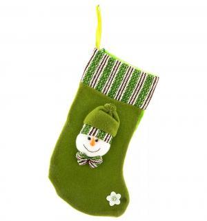 Подвесное украшение  Снеговик зеленый Magic Time