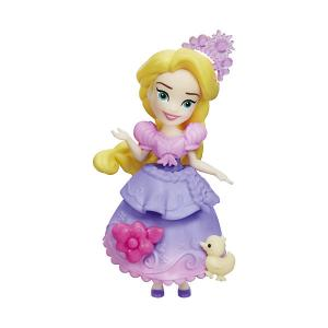 Мини-кукла Disney Princess Маленькое королевство Рапунцель, 7,5 см Hasbro