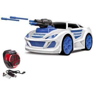 Машина на радиоуправлении  Сталкер Полиция 19 см Пламенный мотор