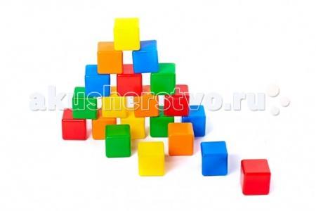 Развивающая игрушка  Набор кубиков-2 20 шт. СВСД