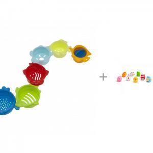 Игрушка для ванны Формочки и Munchkin Ферма Chicco
