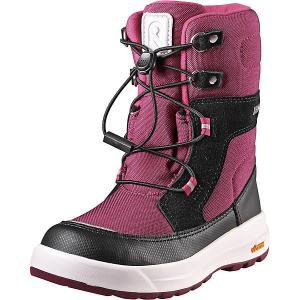 Утепленные ботинки  Laplander tec Reima. Цвет: розовый