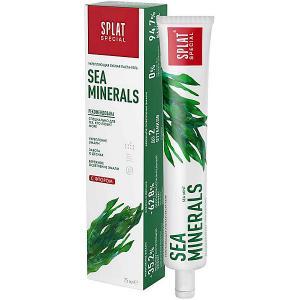 Зубная паста  Special Морские минералы, 75 мл Splat