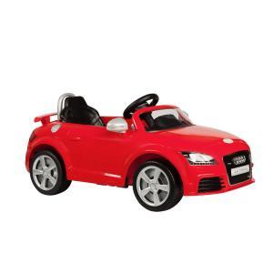 Электромобиль  Audi TT RS Plus, цвет: красный Tommy