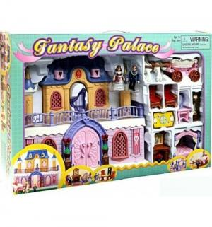 Игровой набор  Fantasy Palace Дворец с каретой 42 см Keenway