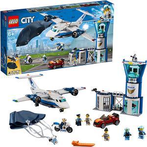 Воздушная полиция: авиабаза LEGO