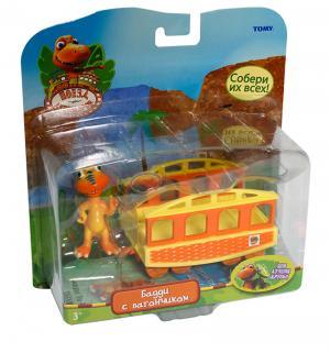Игровой набор  Бадди с вагончиком Поезд Динозавров
