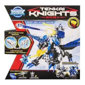 Конструктор  Tenkai Knights Фигурка-трансформер Самолет-Грифон Ionix