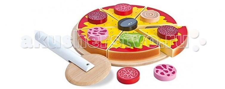 Игровой набор Пицца 17 предметов Eichhorn