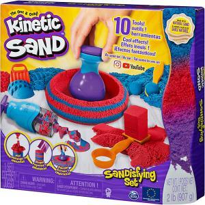 Набор для лепки  Медитация Kinetic sand. Цвет: разноцветный