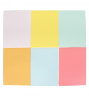Бумага цветная А4 8л  Клёво Silwerhof